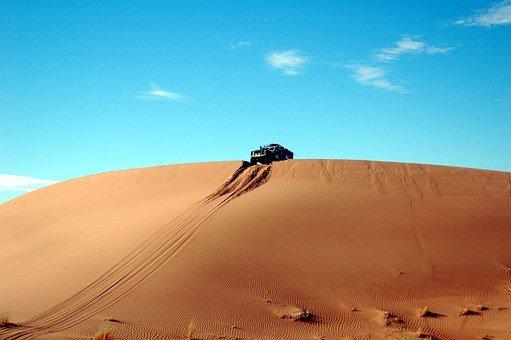 Rallye Aïcha de Gazelles